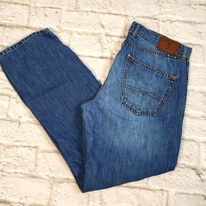Lucky Brand 221 Original Straight Jeans 34x32
